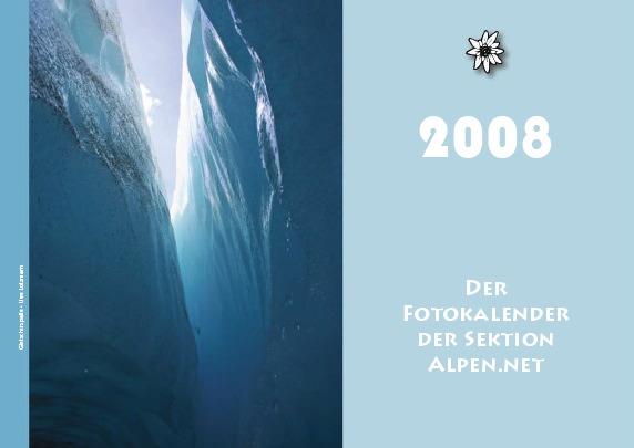 2008 Kalender des Geschlechts