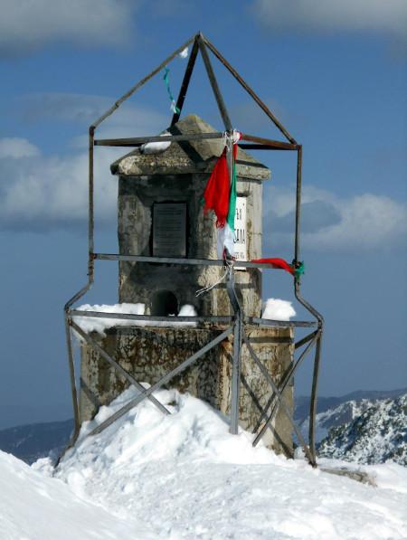 Am höchsten Punkt der Balkan-Halbinsel