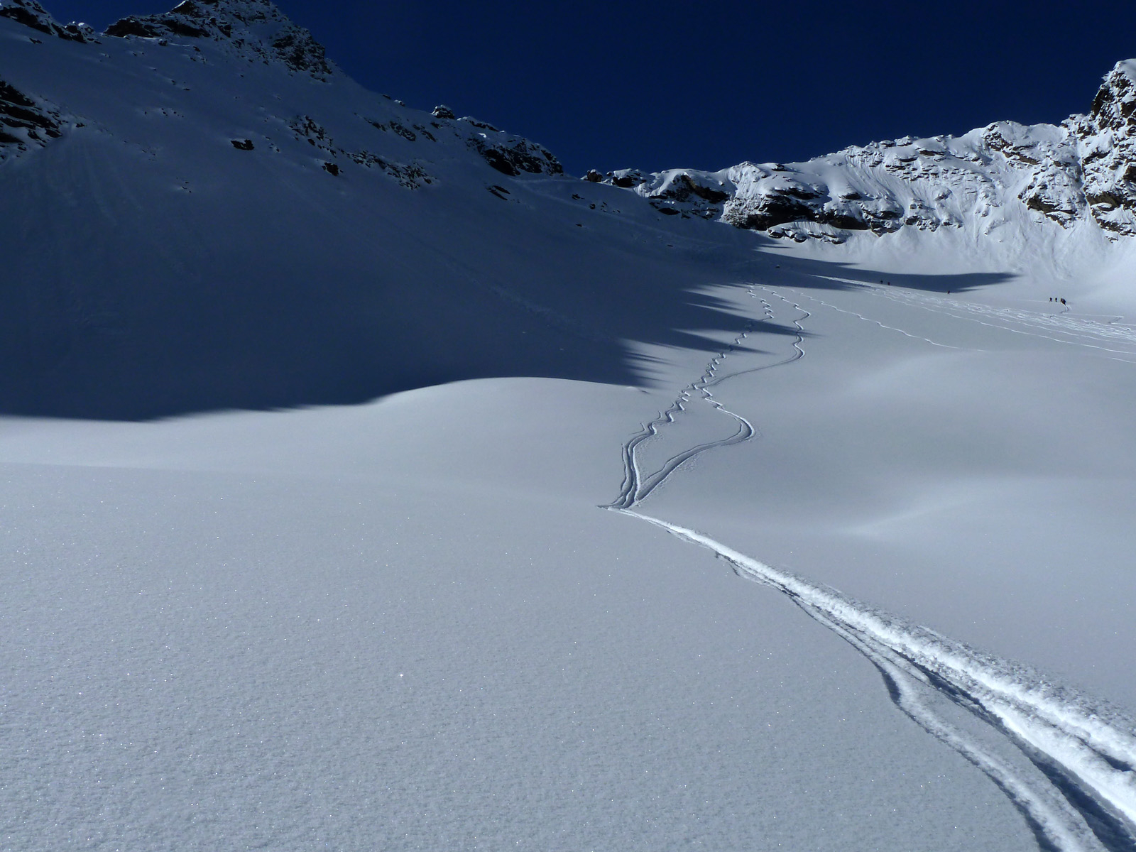 Bild Skitour